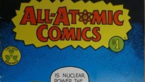 All-Atomic Comics! Object of the Fortnight 27/03/2014