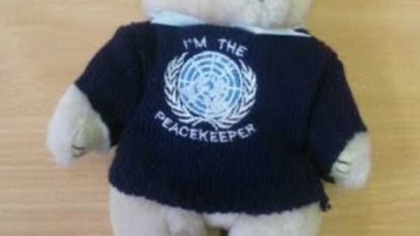 International Day of UN Peacekeeping-Object of the Fortnight 29/05/2014